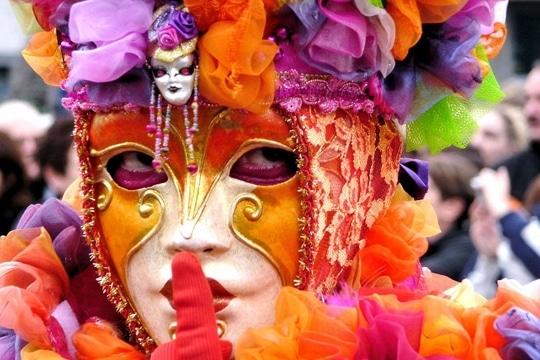 Déguisement de carnaval le jeudi 18 avril 2019