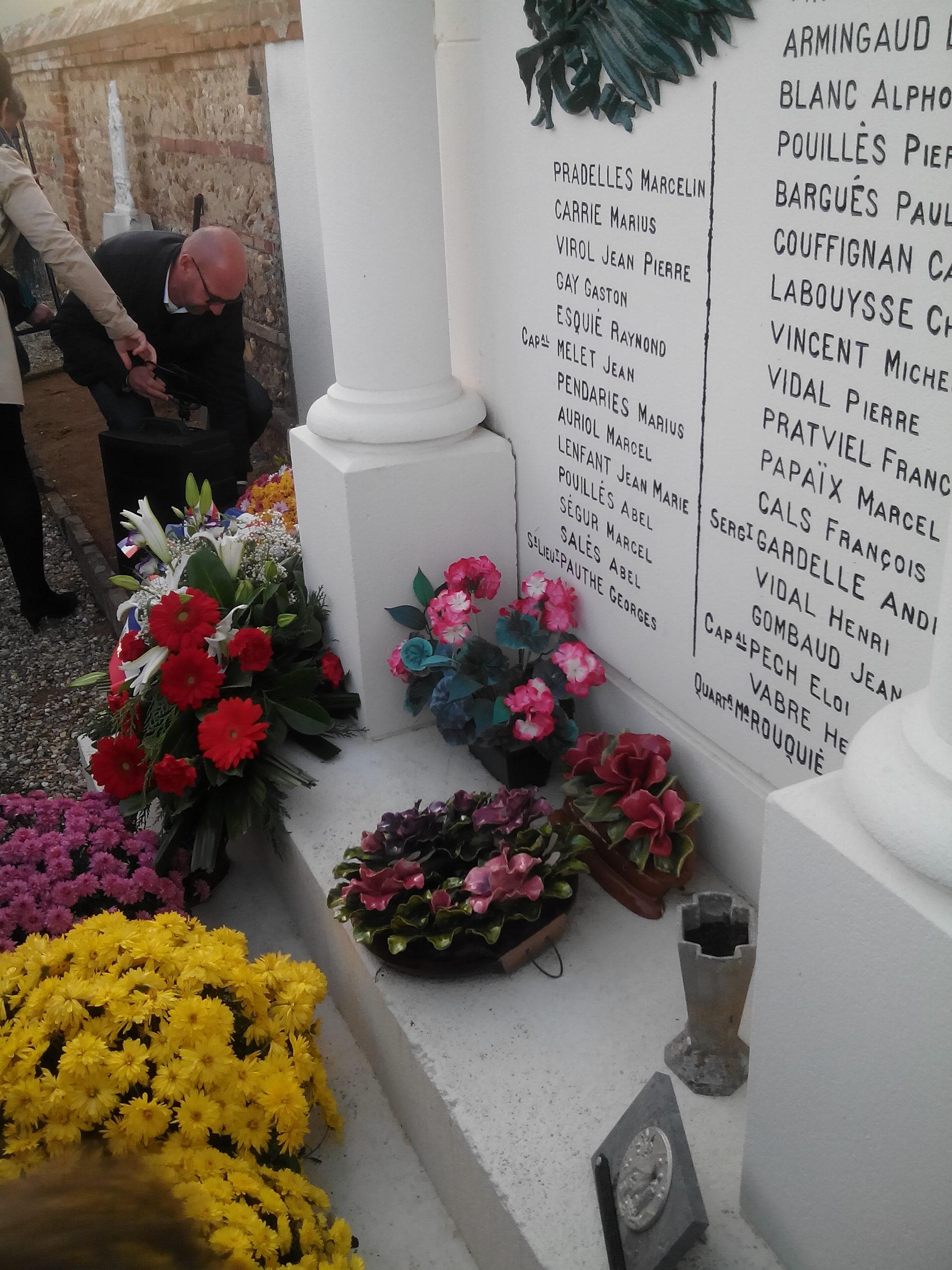 la journée de la commémoration