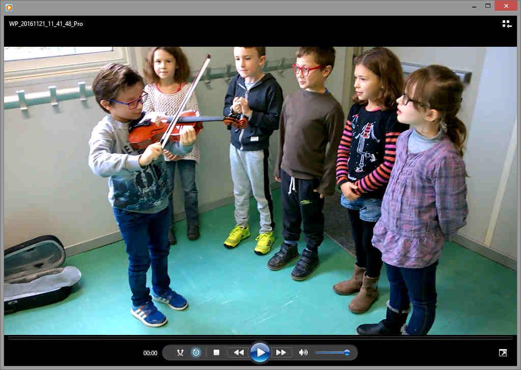 Le quatuor de l' orchestre de chambre de Toulouse