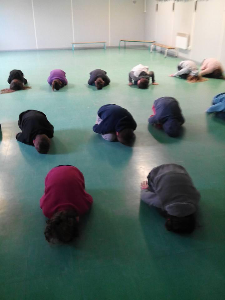 Yoga et école