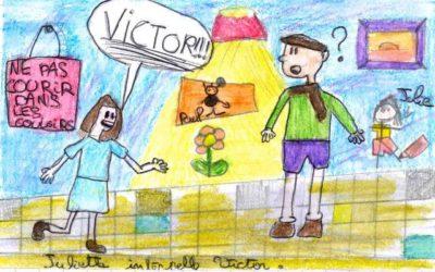 Une idée de Victor – Texte d'Eva