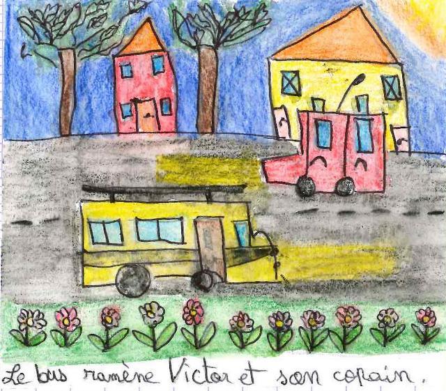 Une idée de Victor – Texte d'Elisa
