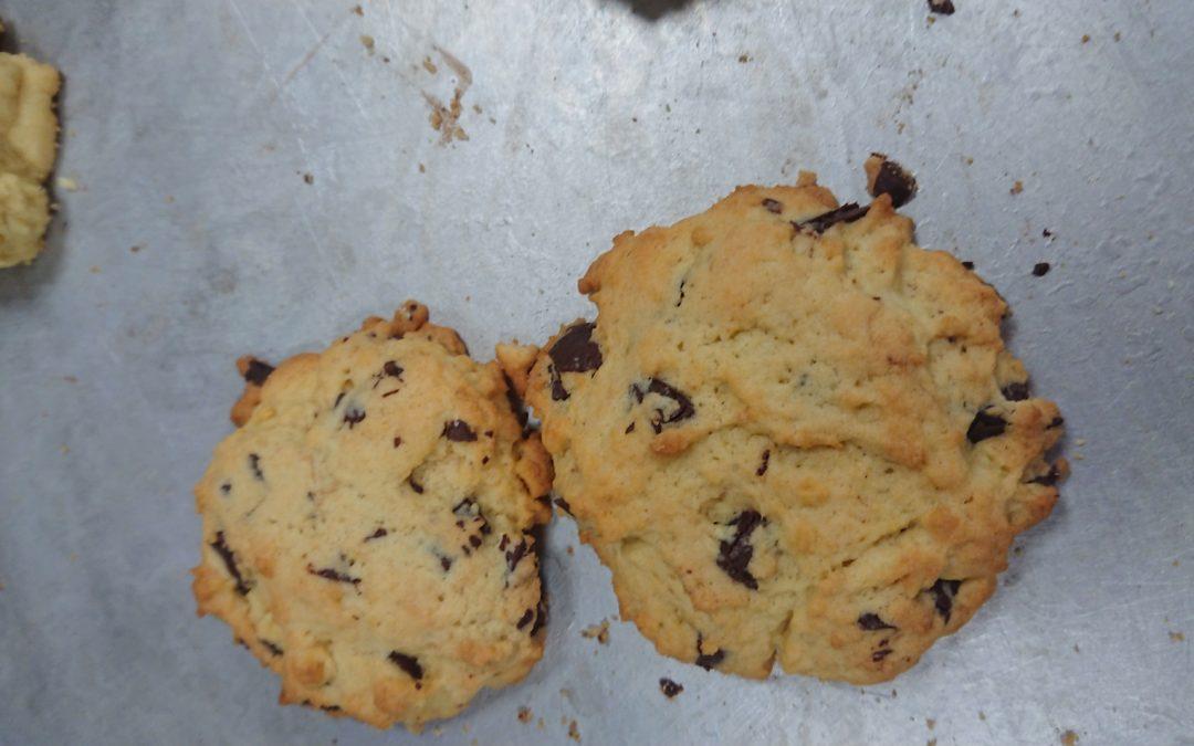 les supers bons cookies de Lino!