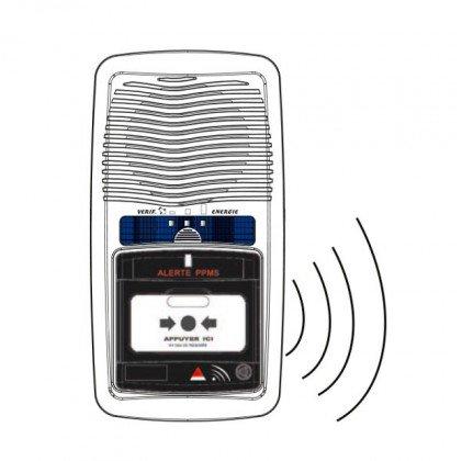 Alarme PPMS ou Alarme incendie ? Deux signaux différents