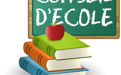 Procès-verbal du conseil d'école du 07 novembre 2019- Règlement intérieur
