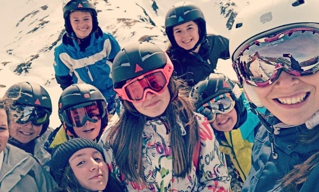 Le séjour au ski en vidéo
