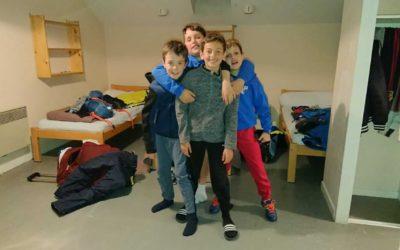 La suite de nos aventures au ski !